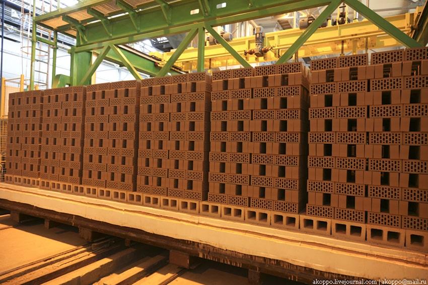 Гжельский кирпичный завод